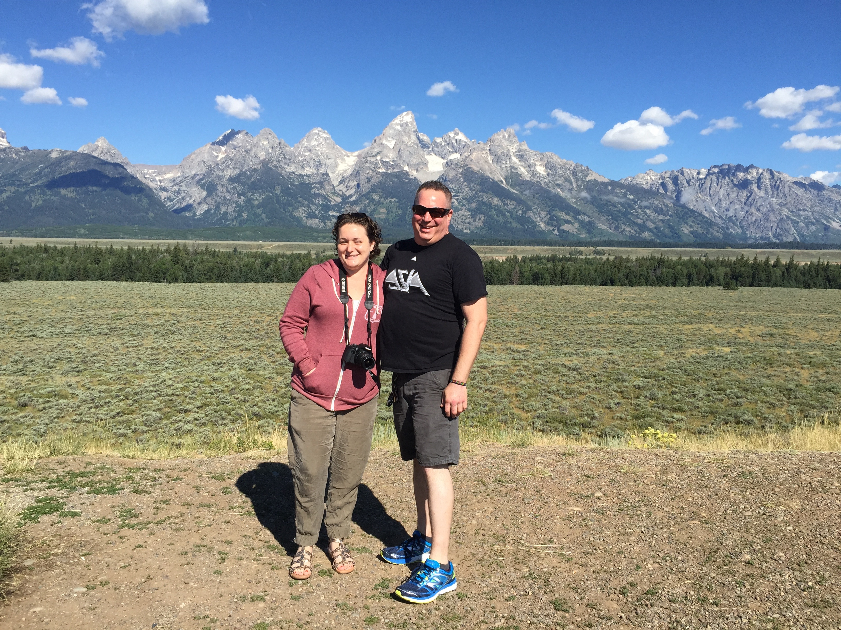 MakingBetter at the Grand Tetons